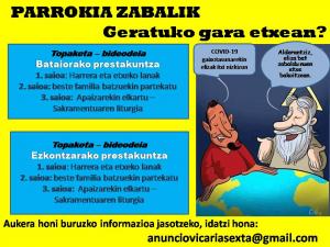 PARROKIA ZABALIK
